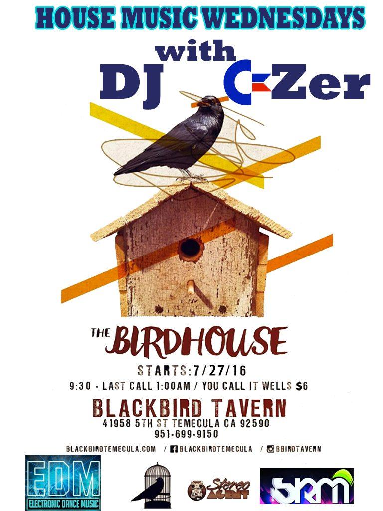 FlyerBirdHouse