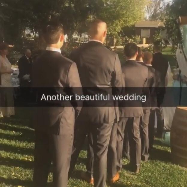 The Tollefson Wedding #thetollefsons2016