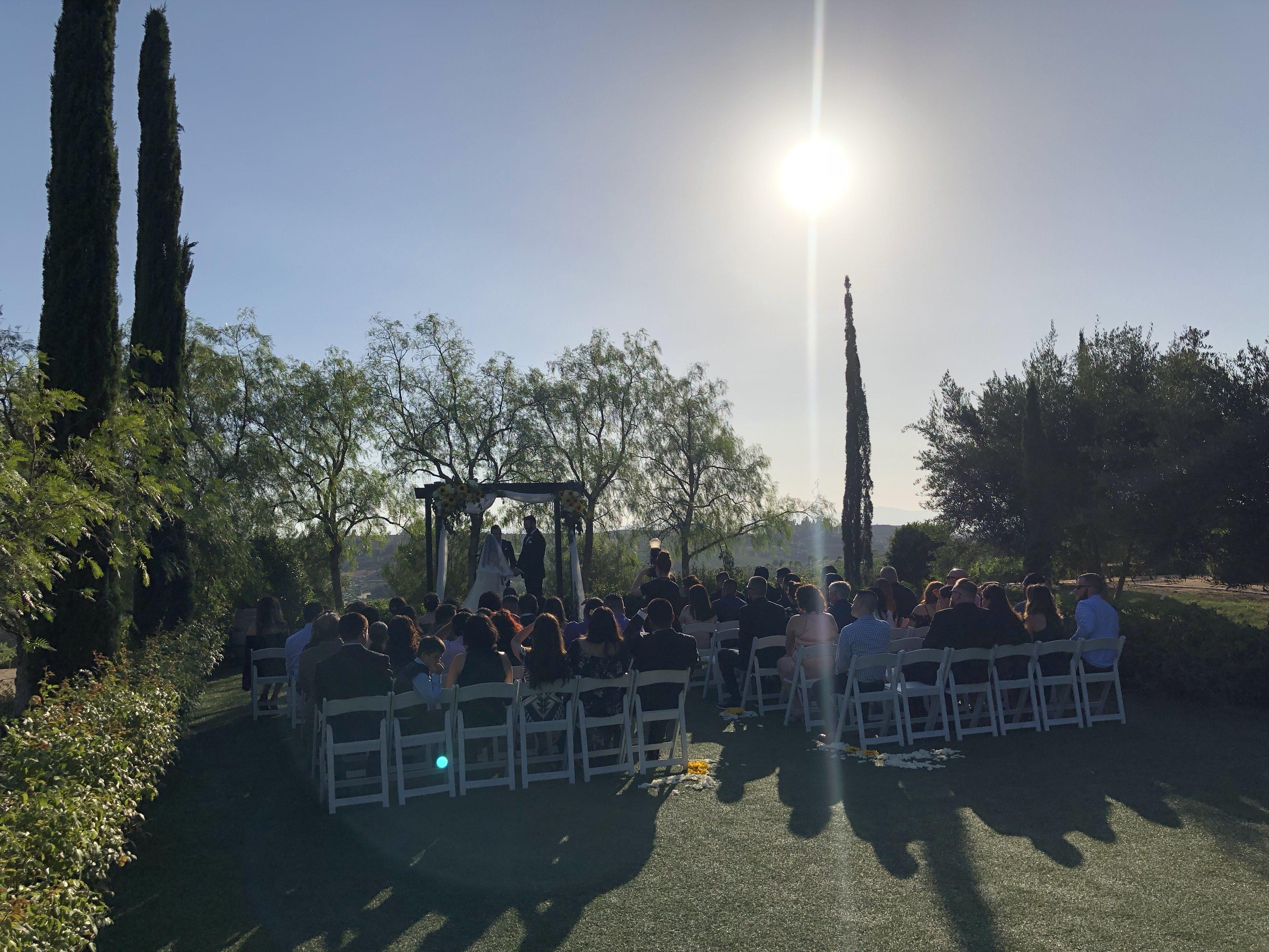7.13.2018 Faulkner Winery Wedding