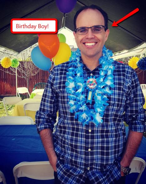 My Older Brother Juan's 40th Birthday Bash #djjc40bash