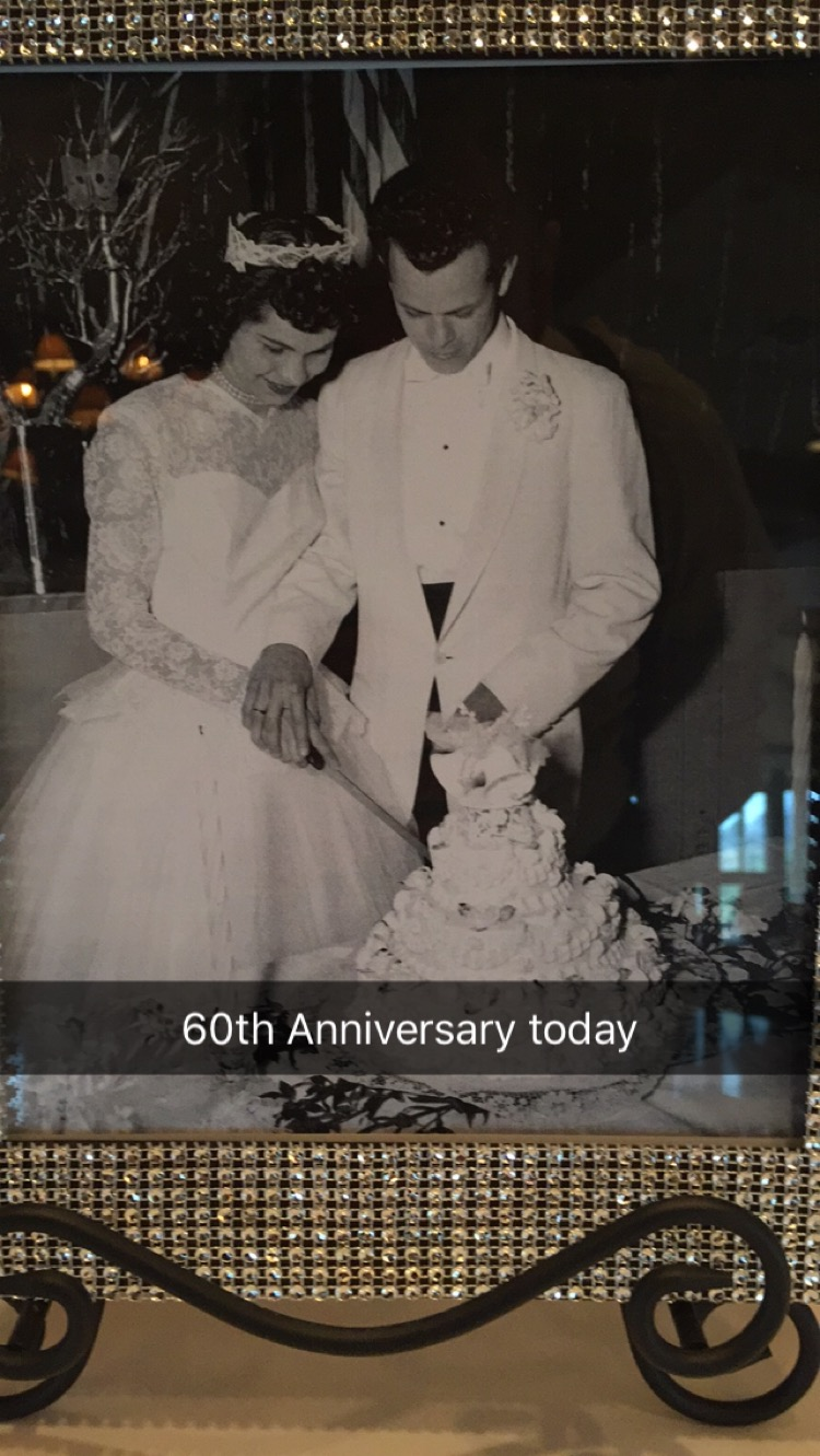 Irene and Gill's 60th Anniversary #ireneandgill60th