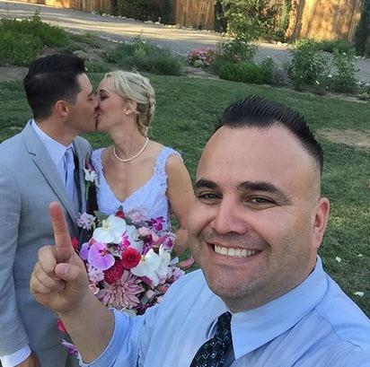 Brandon and Tanya McClaskey Wedding #McClaskeyWedding